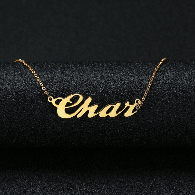 Custom Name Necklace for Her