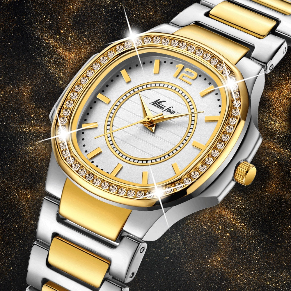 2019 Gold Luxury Watch For Women
