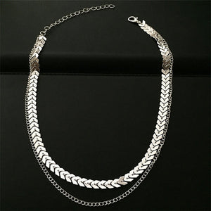 Choker Necklace for Women - Chain Necklace