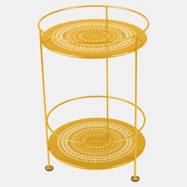 Guinguette Two-Tiered Side Table