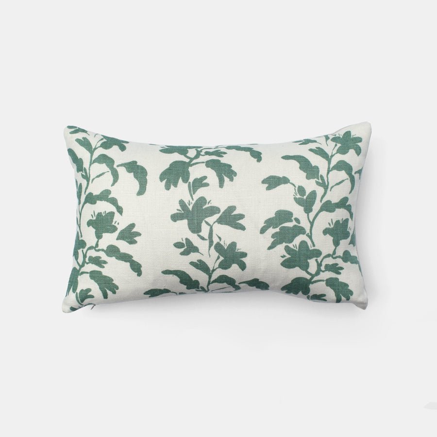 Sage Vine Pillow, lumbar