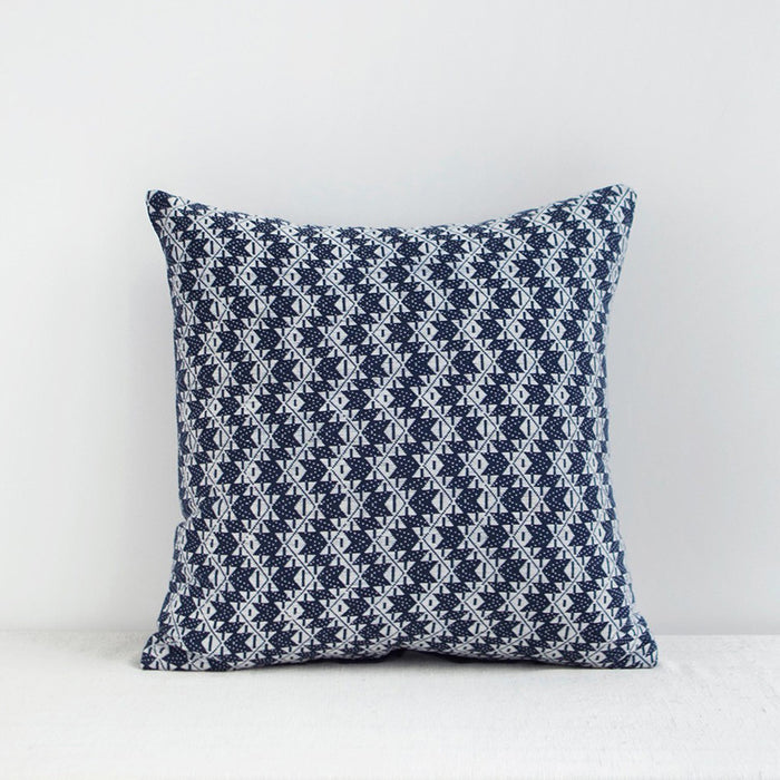 Aastha Pillow, square, Pillow, Jamini, Collyer's Mansion - Collyer's Mansion