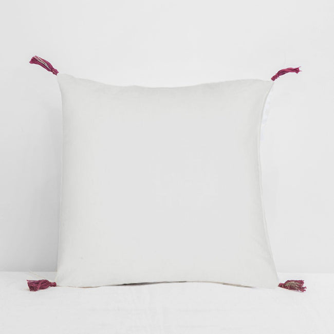Ashima Green Pillow, square, Pillow, Jamini, Collyer's Mansion - Collyer's Mansion