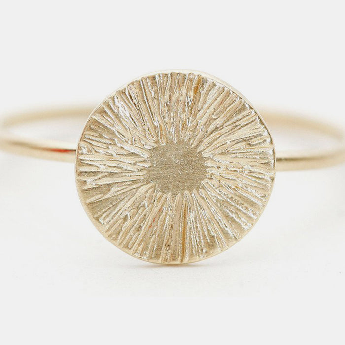 Sunshine Ring, large