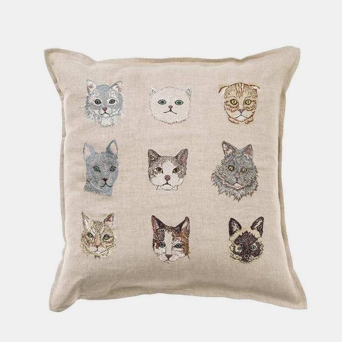 Cats Pillow, square