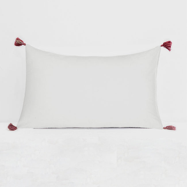 Alice Green Pillow, lumbar, Pillow, Jamini, Collyer's Mansion - Collyer's Mansion