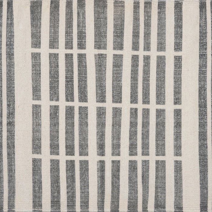 Broken Stripe Rug, 2' x 3', Rug, HomArt, Collyer's Mansion - Collyer's Mansion
