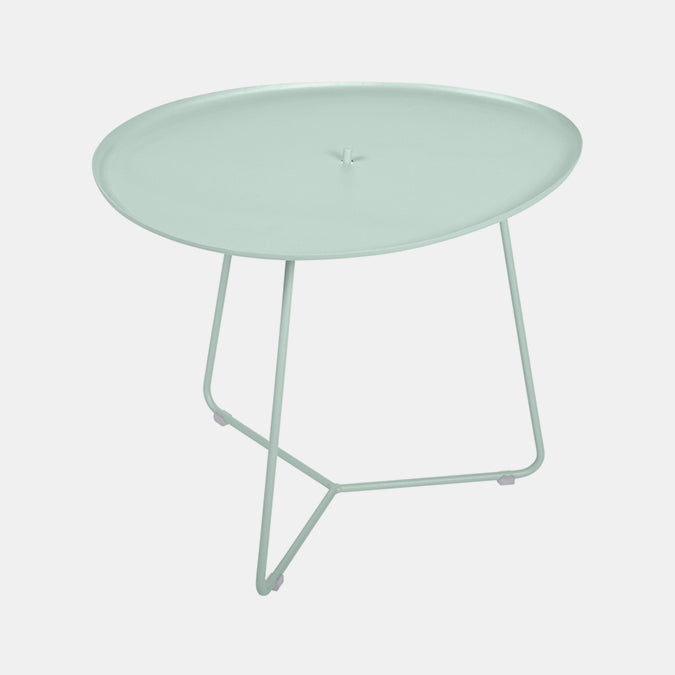 Cocotte Low Table with Removable Tray