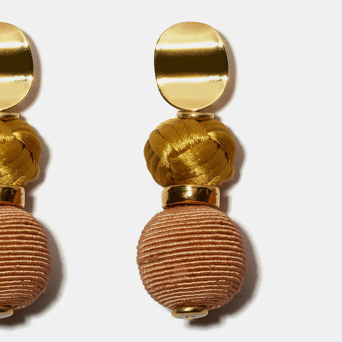 Comporta Cool Earrings, Earrings, Lizzie Fortunato, Collyer's Mansion - Collyer's Mansion