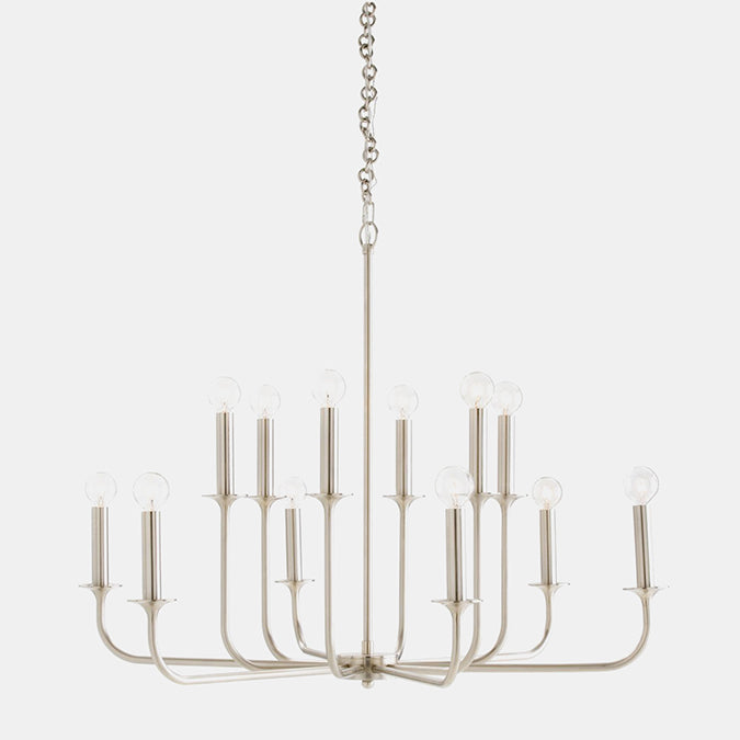 Breck Small Chandelier, multiple colors