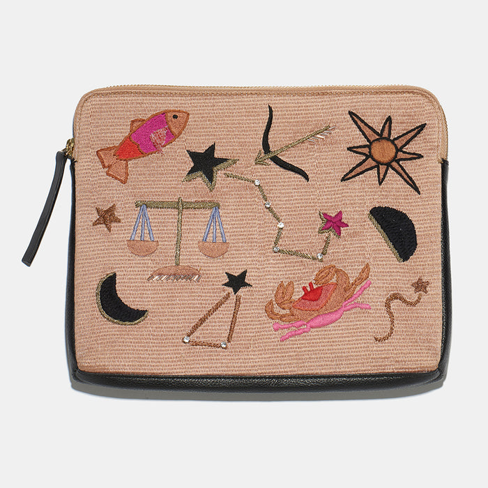 Safari Clutch in Horoscope