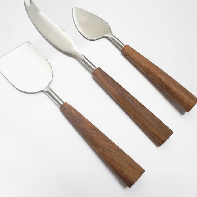 Aldo Cheese Knives, Utensil, Roost, Collyer's Mansion - Collyer's Mansion