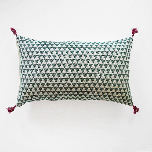 Alice Green Pillow, lumbar