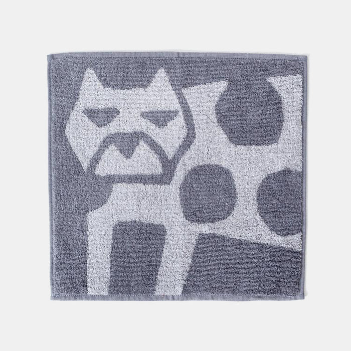 Animal Facial Towel, cat, Towel, Morihata, Collyer's Mansion - Collyer's Mansion