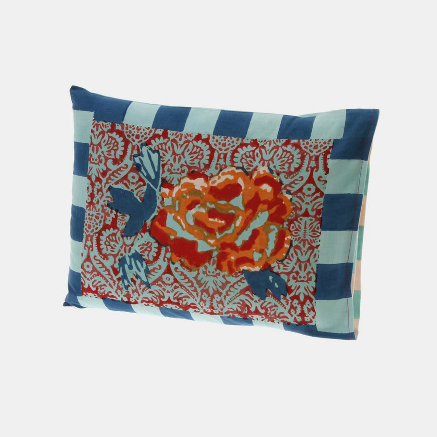 Maharani Turquoise Baby Pillow, Pillow, Lisa Corti, Collyer's Mansion - Collyer's Mansion