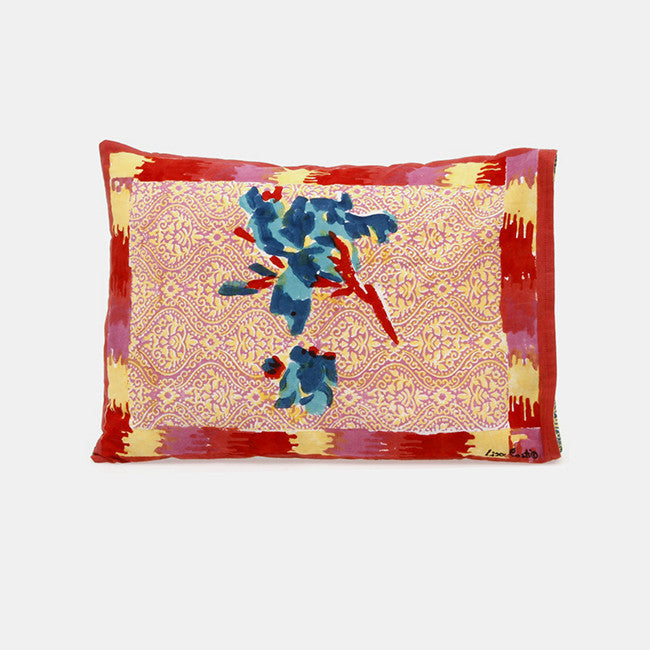 Chinese Spring Mustard Baby Pillow, Pillow, Lisa Corti, Collyer's Mansion - Collyer's Mansion