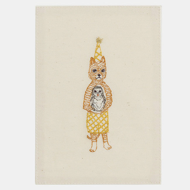 Birthday Cat Stationery, Card, Coral & Tusk, Collyer's Mansion - Collyer's Mansion