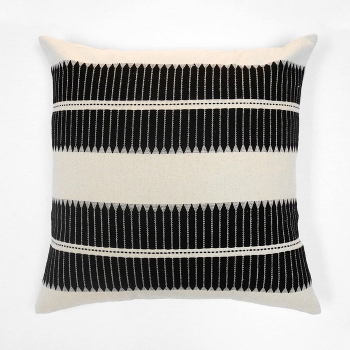 Black Temple Pillow