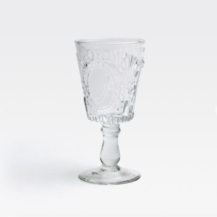 Clear Grace Wine Glass
