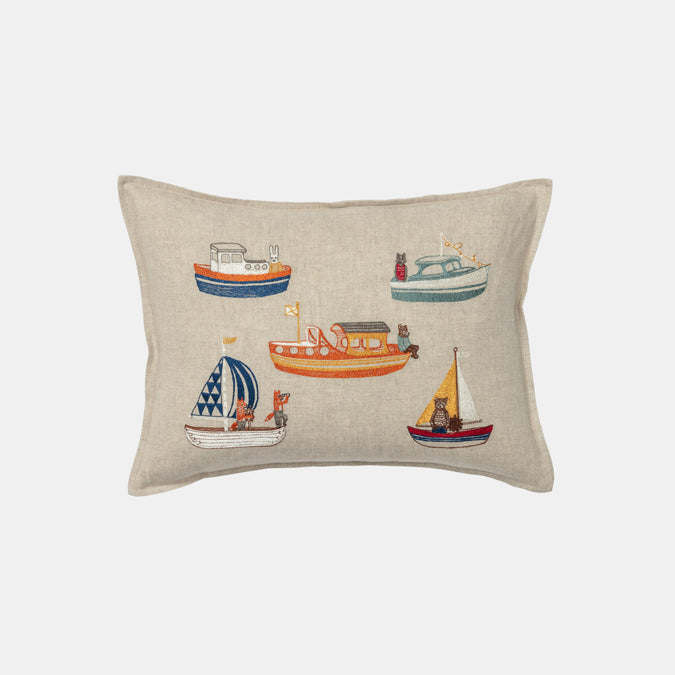 Boats Pillow, lumbar