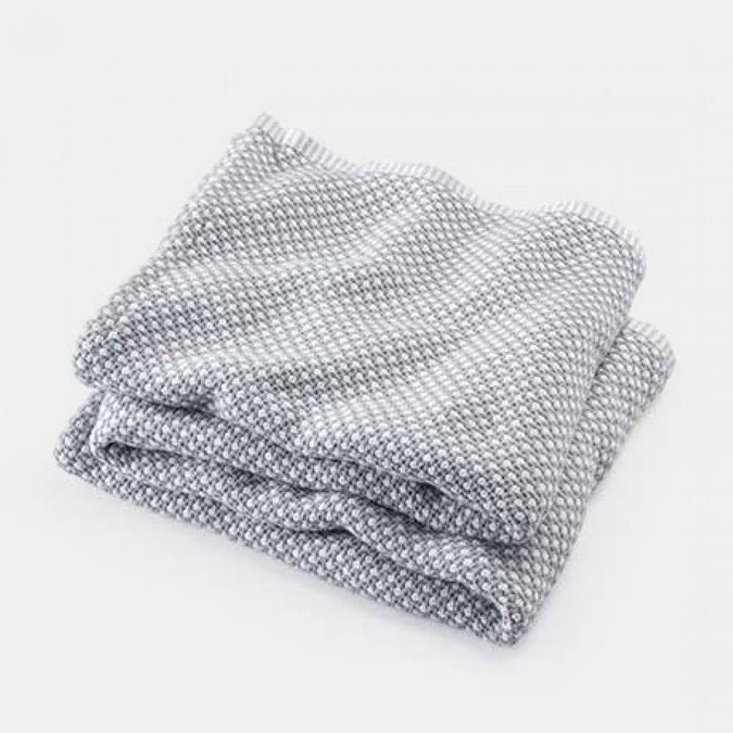 Cotton Edgecomb Blanket, queen