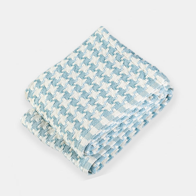 Cotton Bucksport Throw, shore