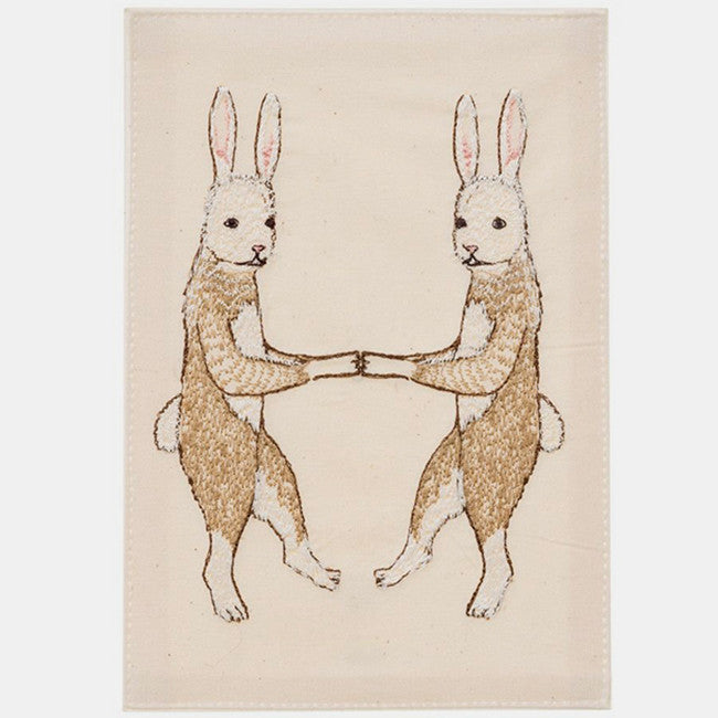 Friend Bunnies Stationery, Card, Coral & Tusk, Collyer's Mansion - Collyer's Mansion
