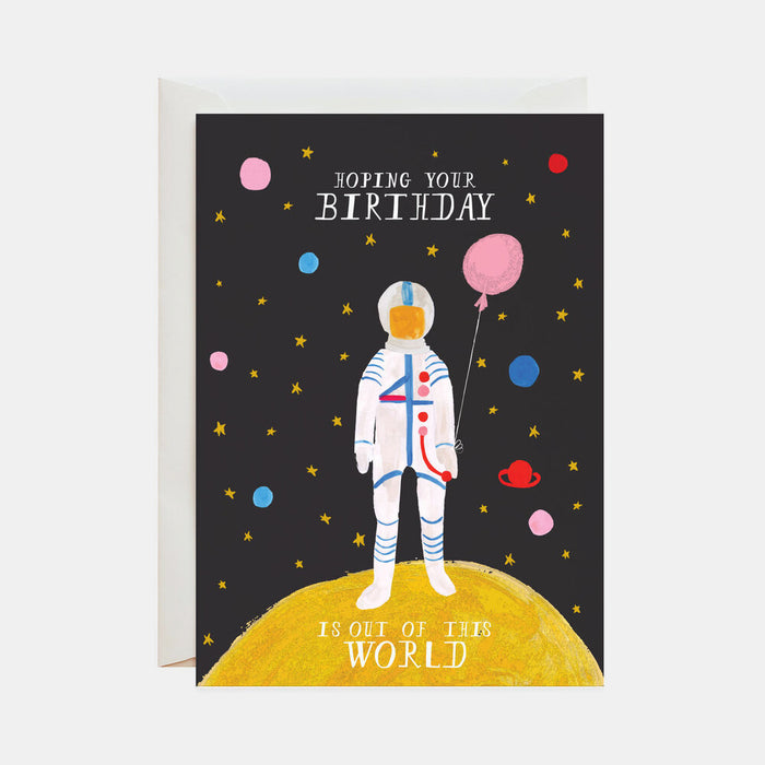 Out of this World Card (Birthday)