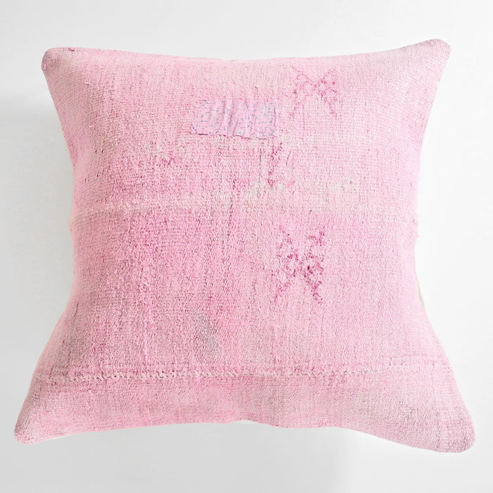 Light Pink Euro Sham, Pillow, Cote Pierre, Collyer's Mansion - Collyer's Mansion