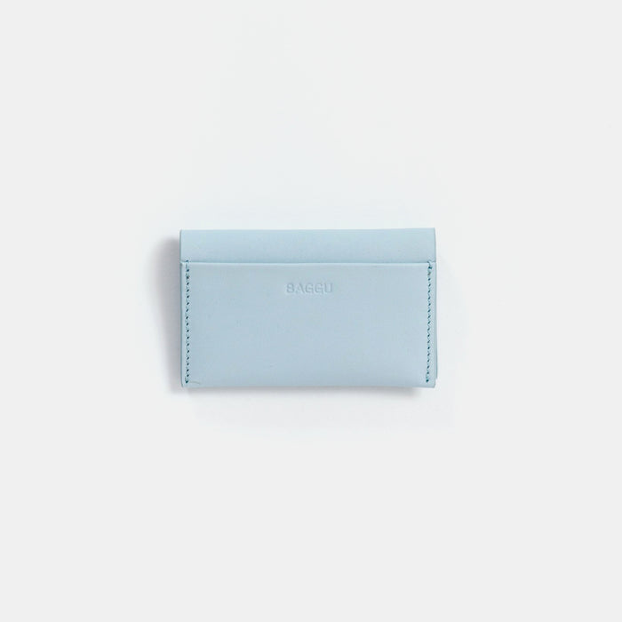 Powder Blue Card Holder