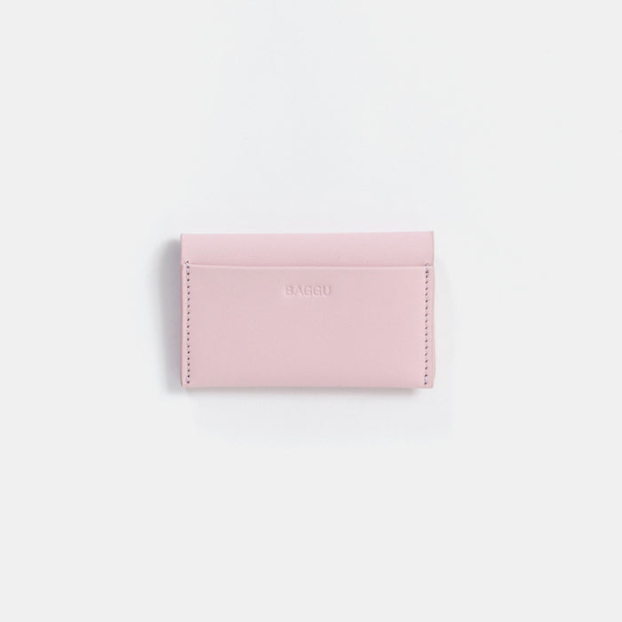 Powder Pink Card Holder