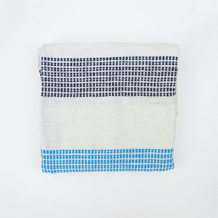 Lightweight Throw, azure