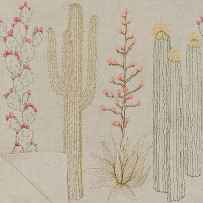 Cacti Table Runner, Tablecloth, Coral & Tusk, Collyer's Mansion - Collyer's Mansion