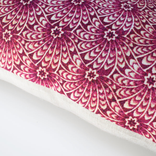 Liberty Capello Shell Pink Pillow, lumbar