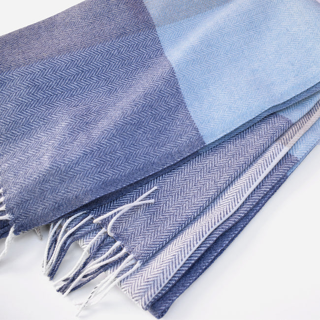 Capri Denim Throw