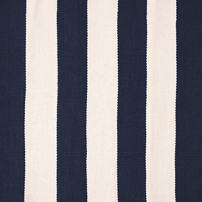 Catamaran Stripe Navy Indoor/Outdoor Runner
