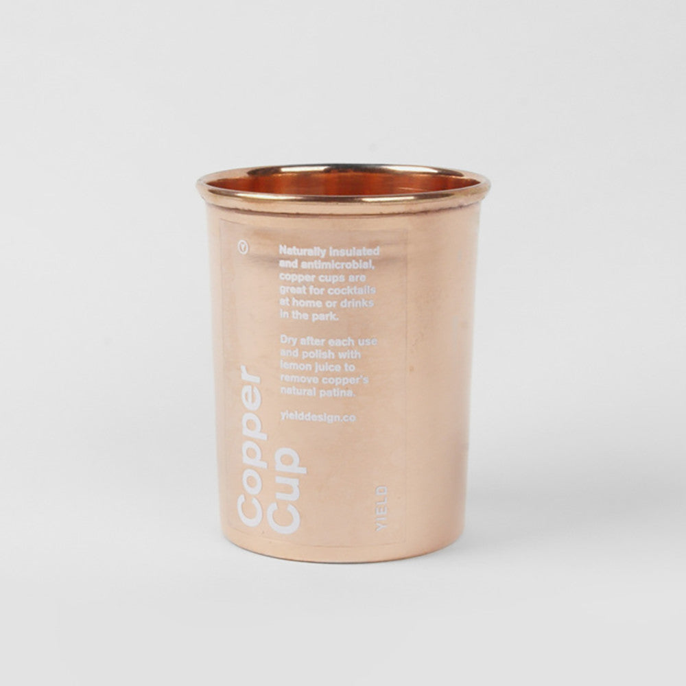 Copper Drinking Cup