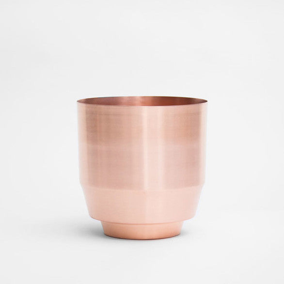 Planter, copper