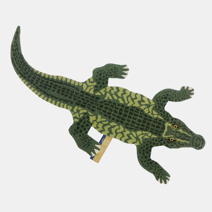 Coolio Crocodile Rug