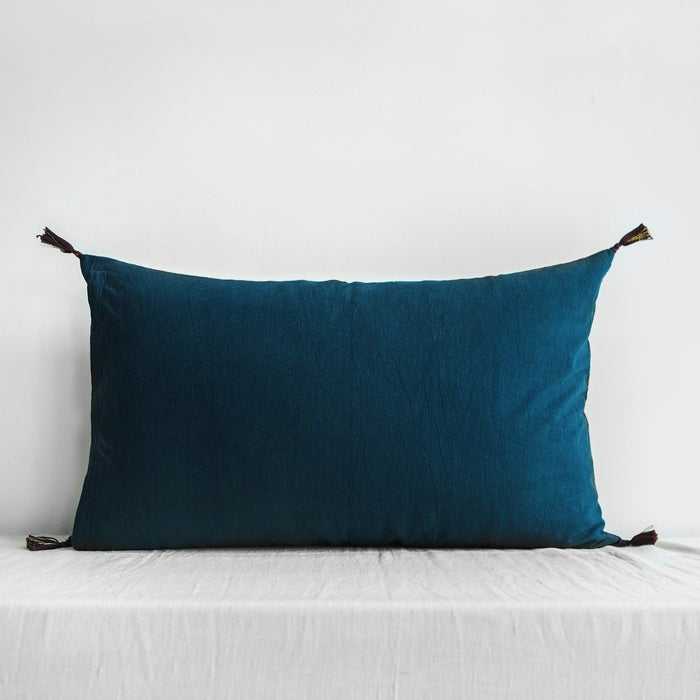 Daphne Blue Pillow, lumbar