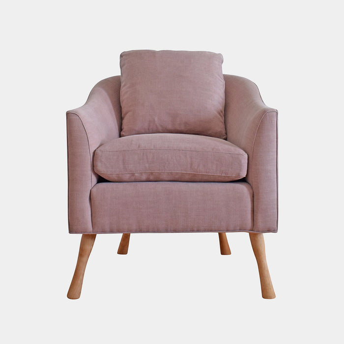 Dapper Chair in Molino Blush