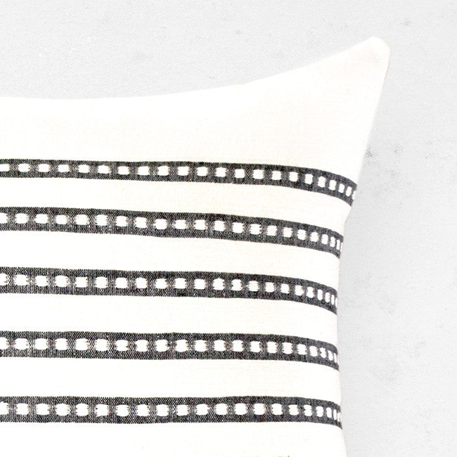 Dessie Pillow, Pillow, Bolé Road Textiles, Collyer's Mansion - Collyer's Mansion