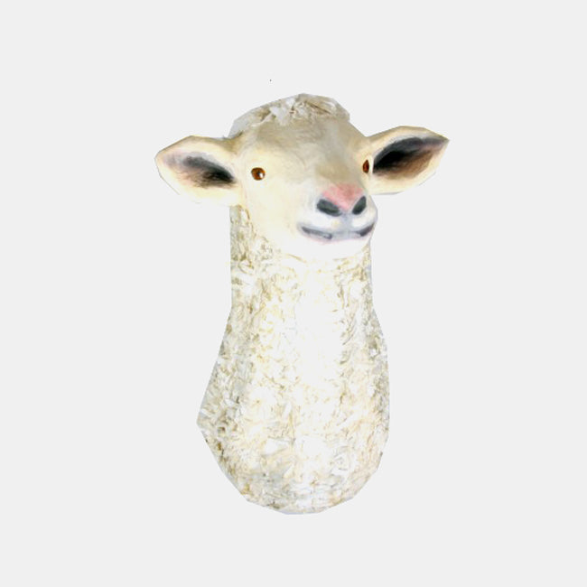 Dolly the Sheep Wall Mount
