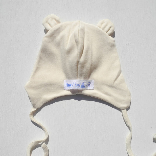 Baby Pilot Hat, Baby, Fog Linen, Collyer's Mansion - Collyer's Mansion