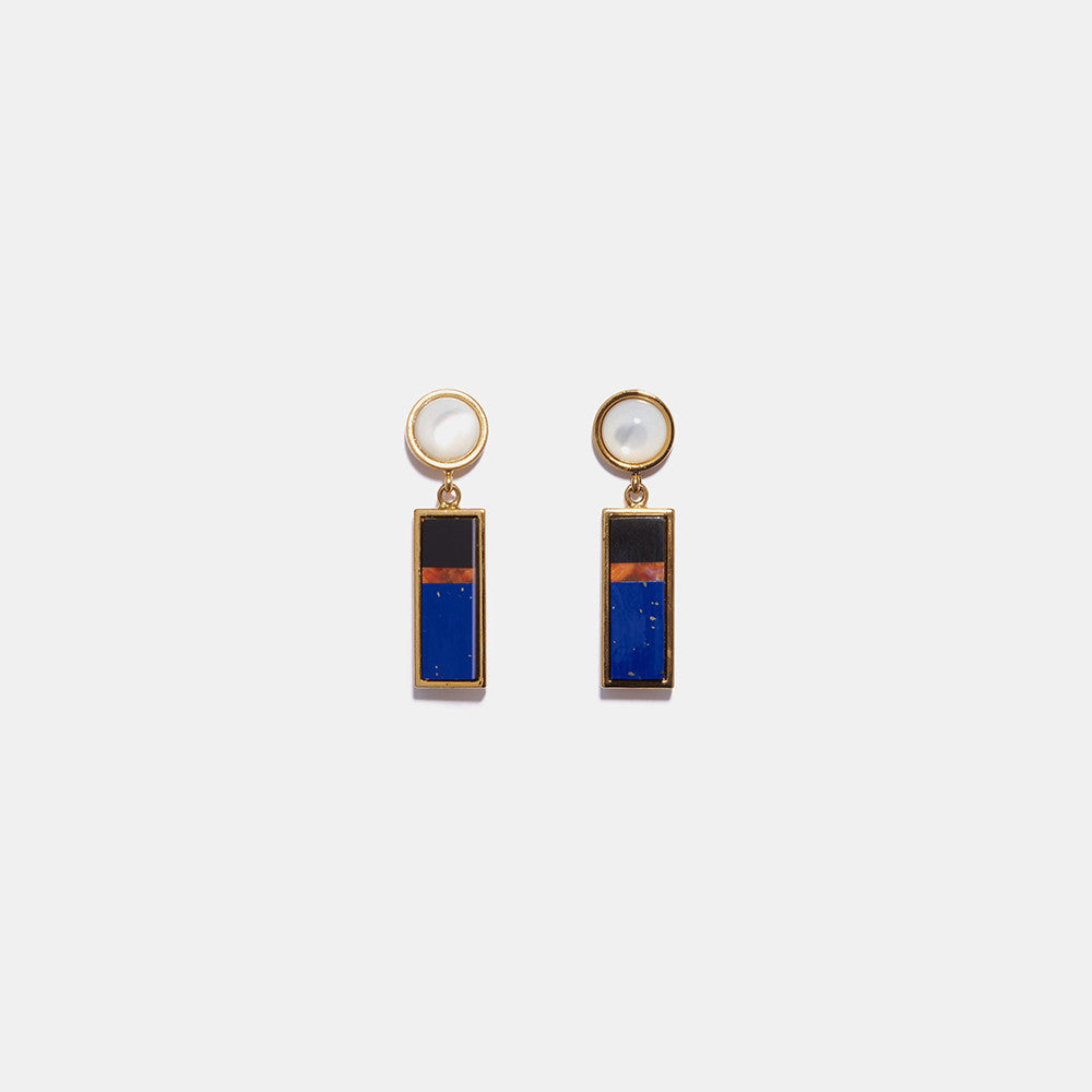 Colorado Column Earrings
