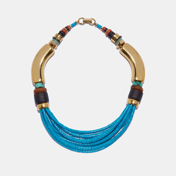 Blue Period Necklace