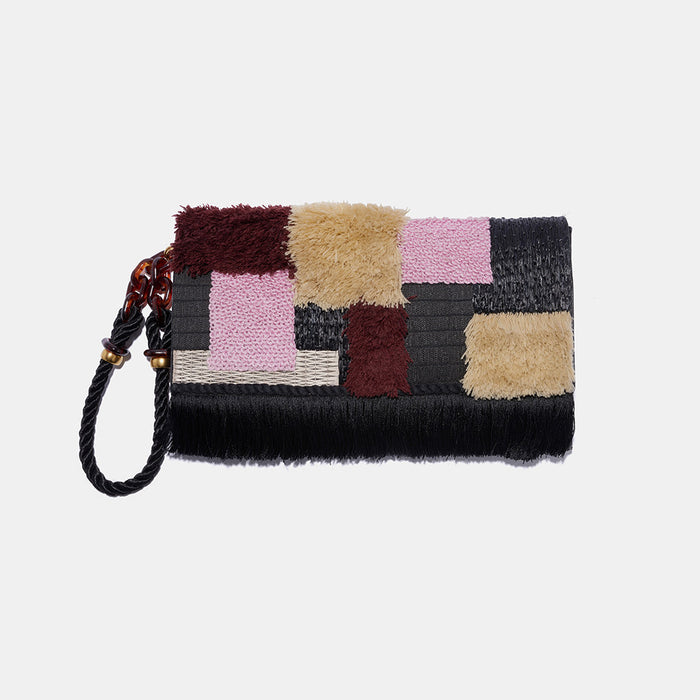 Opera Clutch in Tapestry