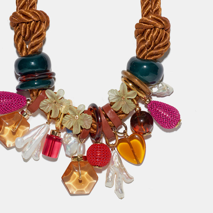 Tropicana Charm Necklace