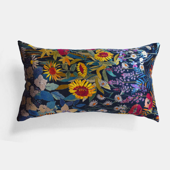 Liberty Faria Marigold Pillow, lumbar