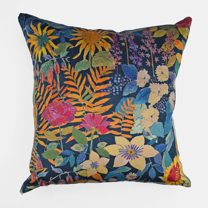 Faria Marigold Pillow, square